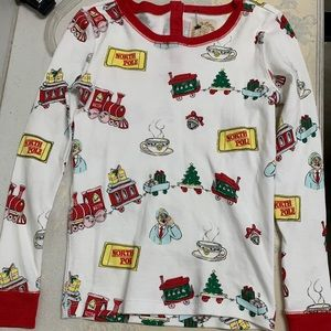 TBBC Christmas pajama top